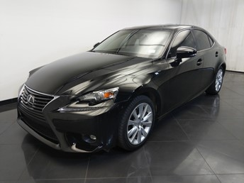 Used 2016 Lexus IS 200t
