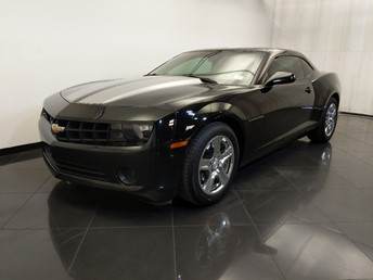 Used 2013 Chevrolet Camaro