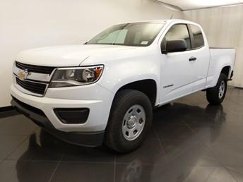 Used 2017 Chevrolet Colorado