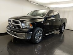 2013 Dodge Ram 1500 Crew Cab Big Horn 5.5 ft