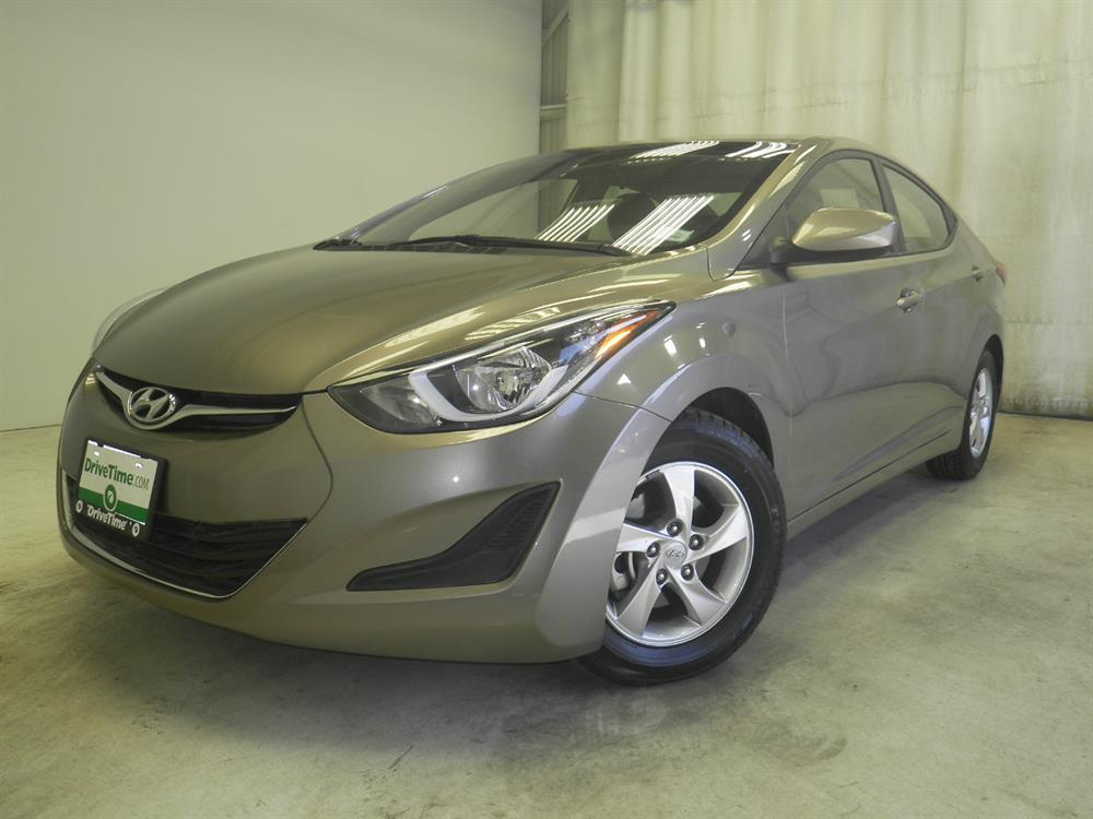 2014 Hyundai Elantra - 1150086070
