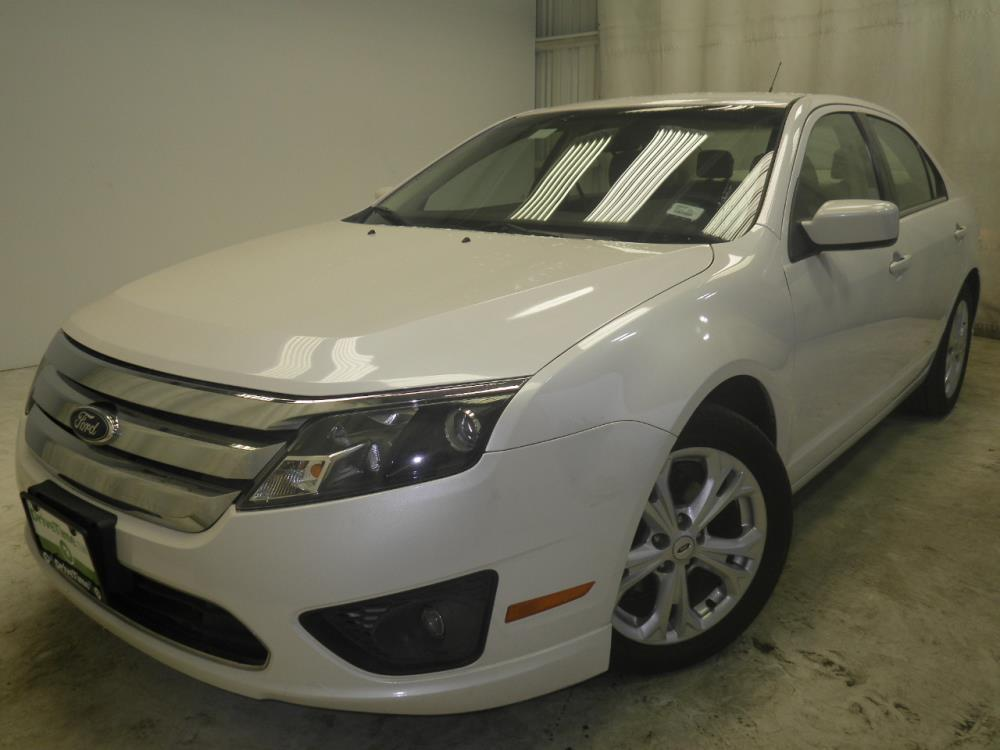 2012 Ford Fusion - 1150087340