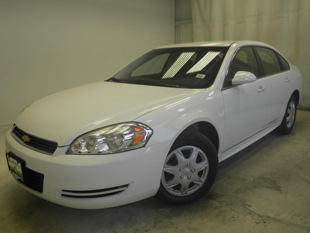 2010 Chevrolet Impala - 1150087361