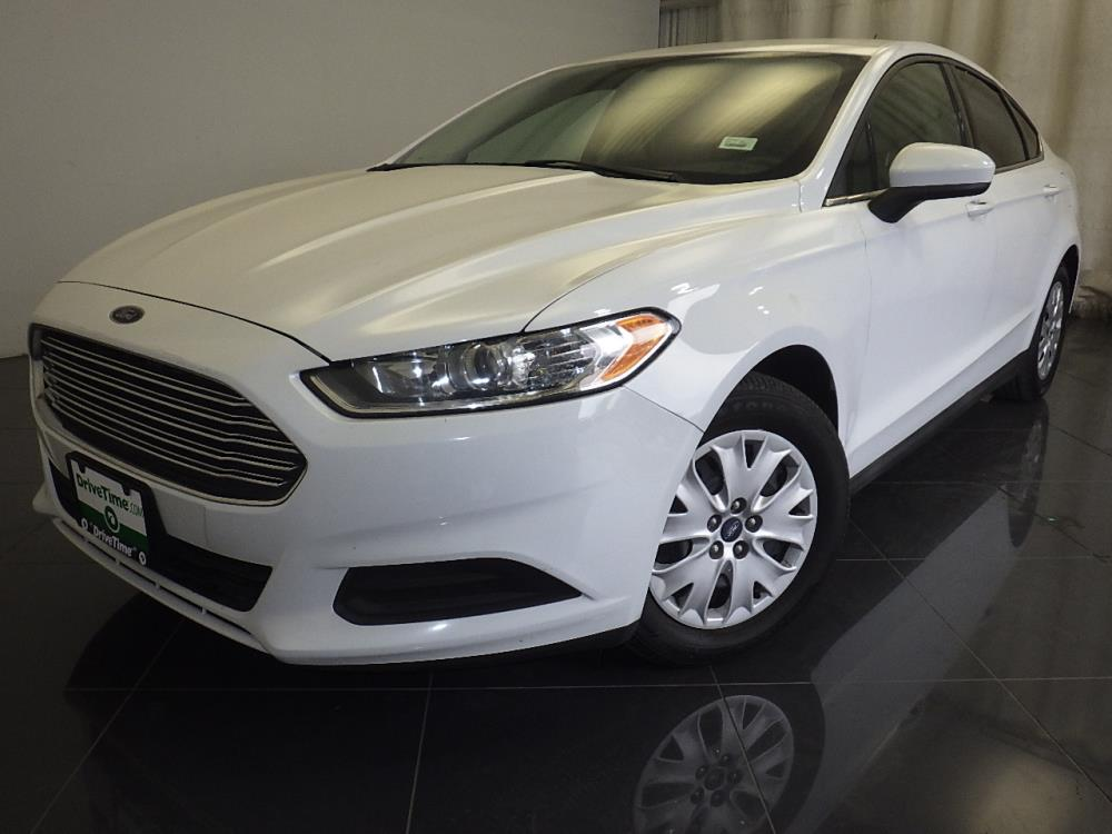 2014 Ford Fusion - 1150088704