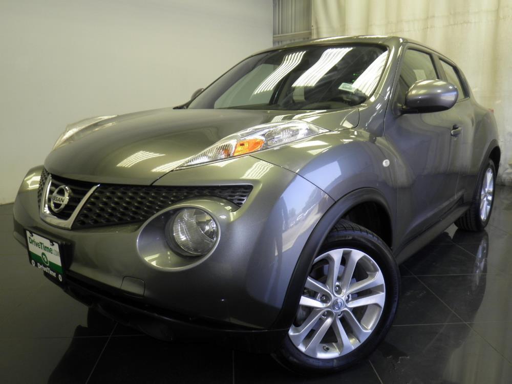 2013 Nissan JUKE - 1150089173