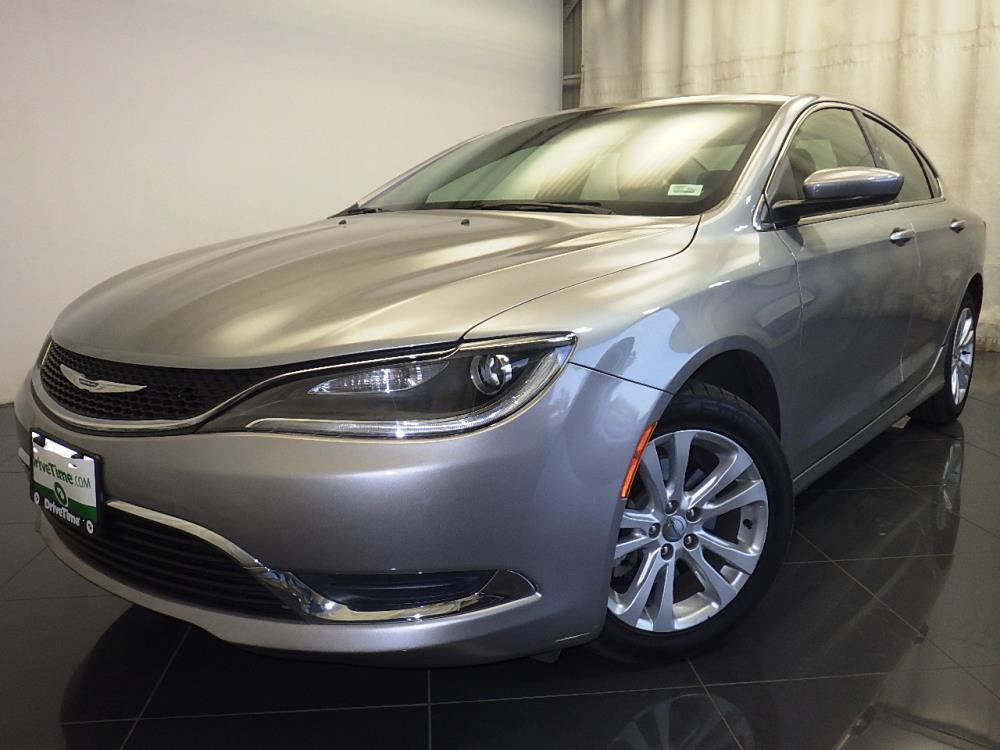 2015 Chrysler 200 - 1150089952