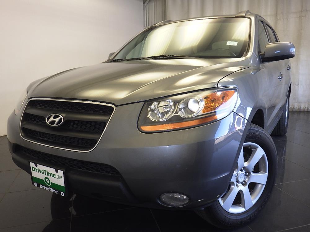 2009 Hyundai Santa Fe - 1150090047