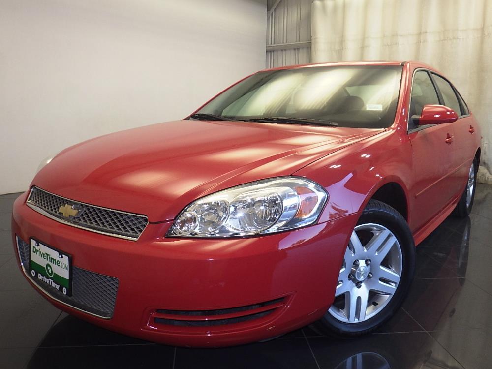 2013 Chevrolet Impala - 1150090108