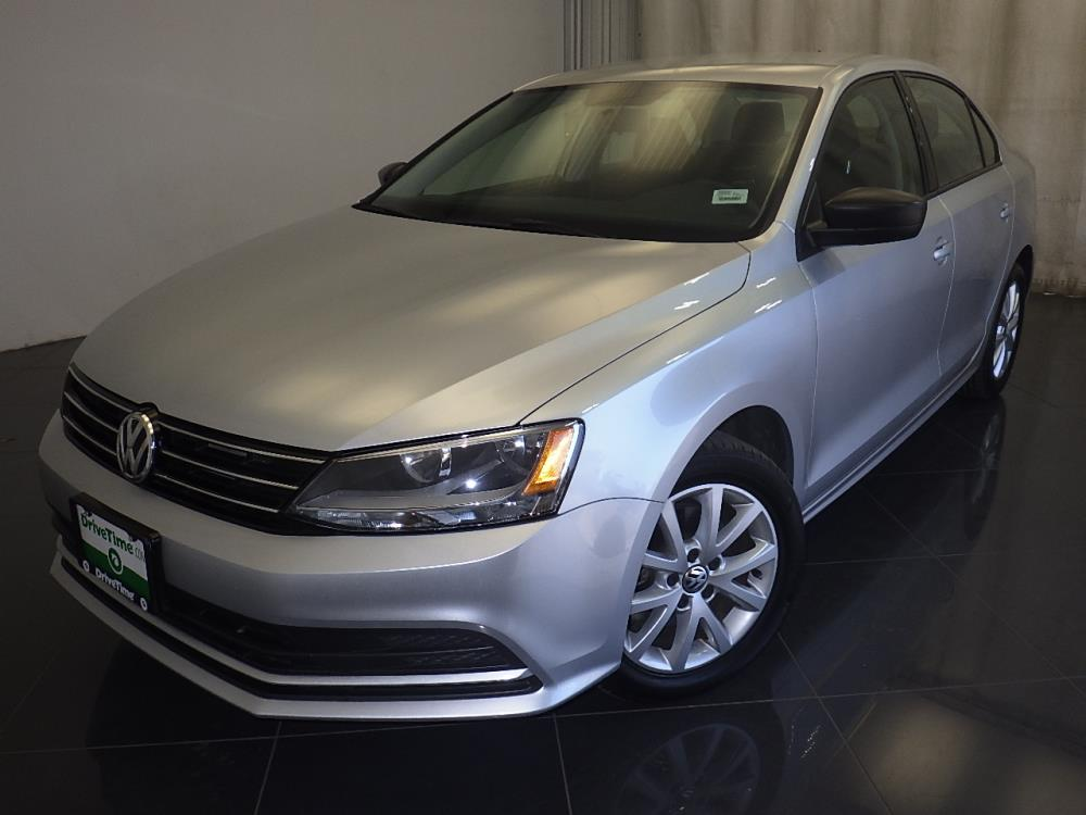 2015 Volkswagen Jetta - 1150090166