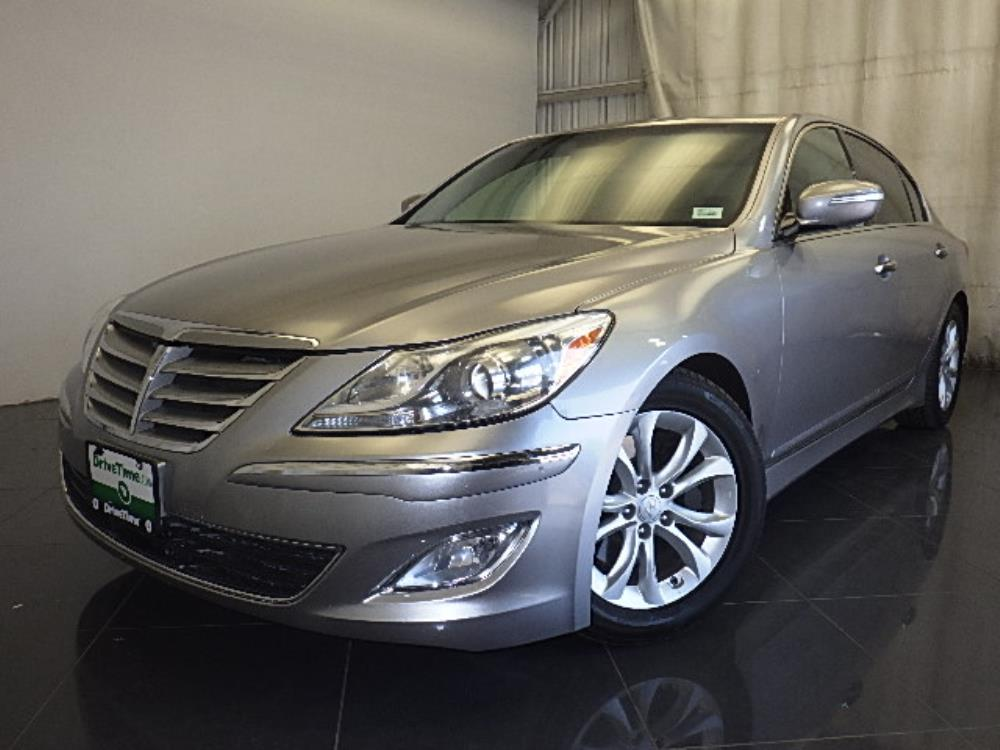2012 Hyundai Genesis - 1150090307