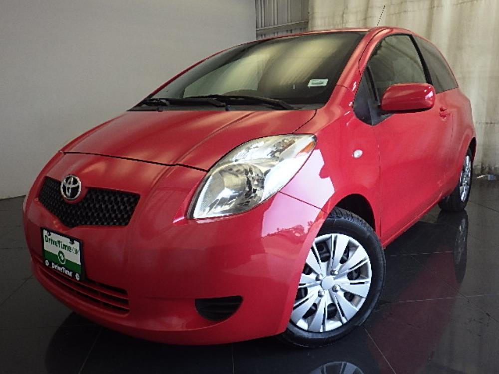 2008 Toyota Yaris - 1150090348