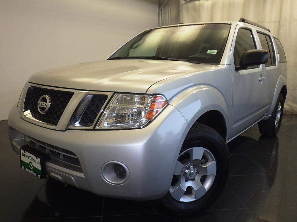 2012 Nissan Pathfinder - 1150090382