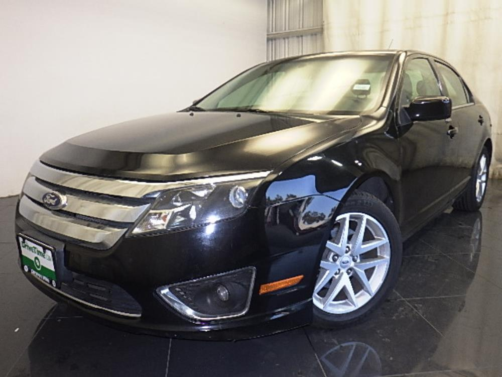 2012 Ford Fusion - 1150090537