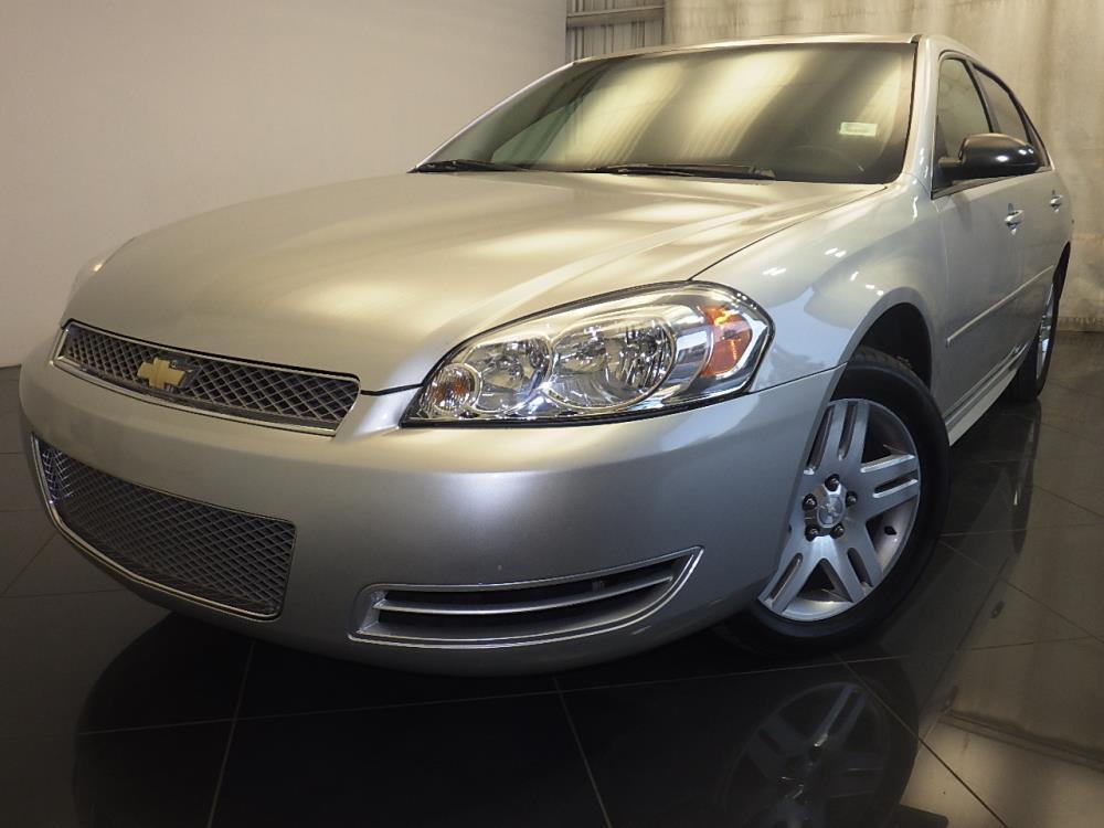2012 Chevrolet Impala - 1150090539