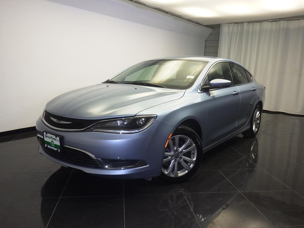 2015 Chrysler 200 - 1150090633