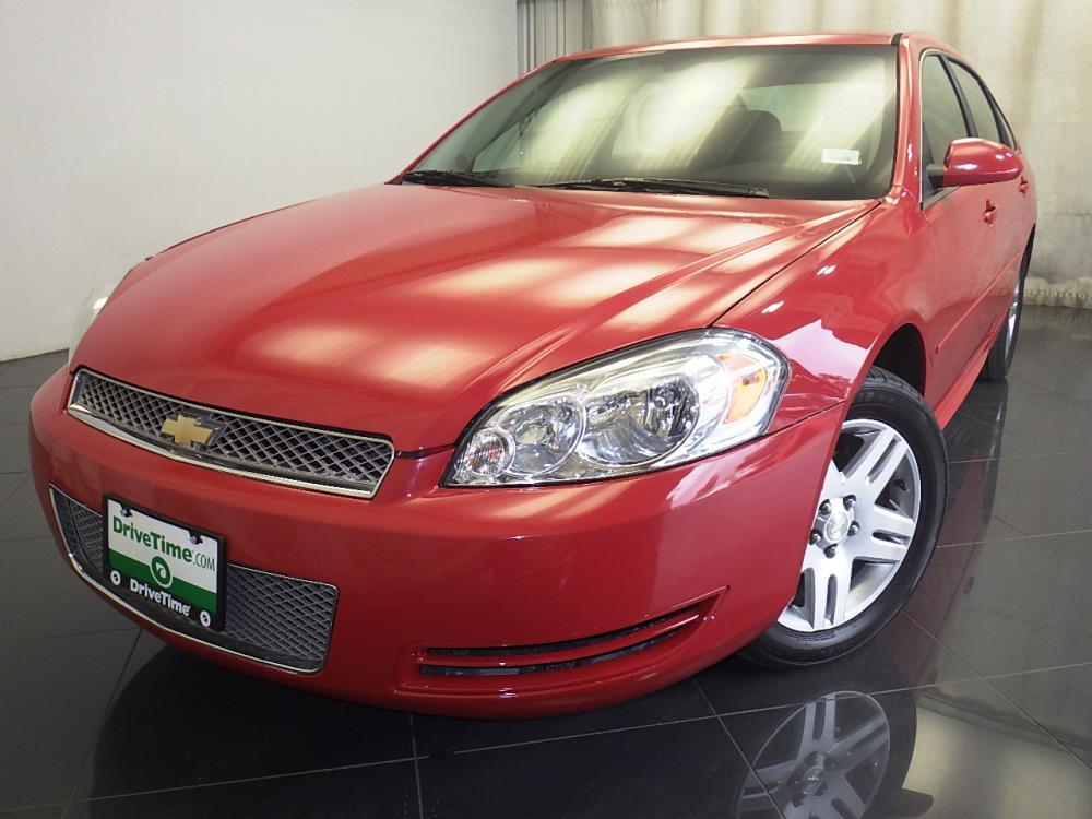 2012 Chevrolet Impala - 1150090674