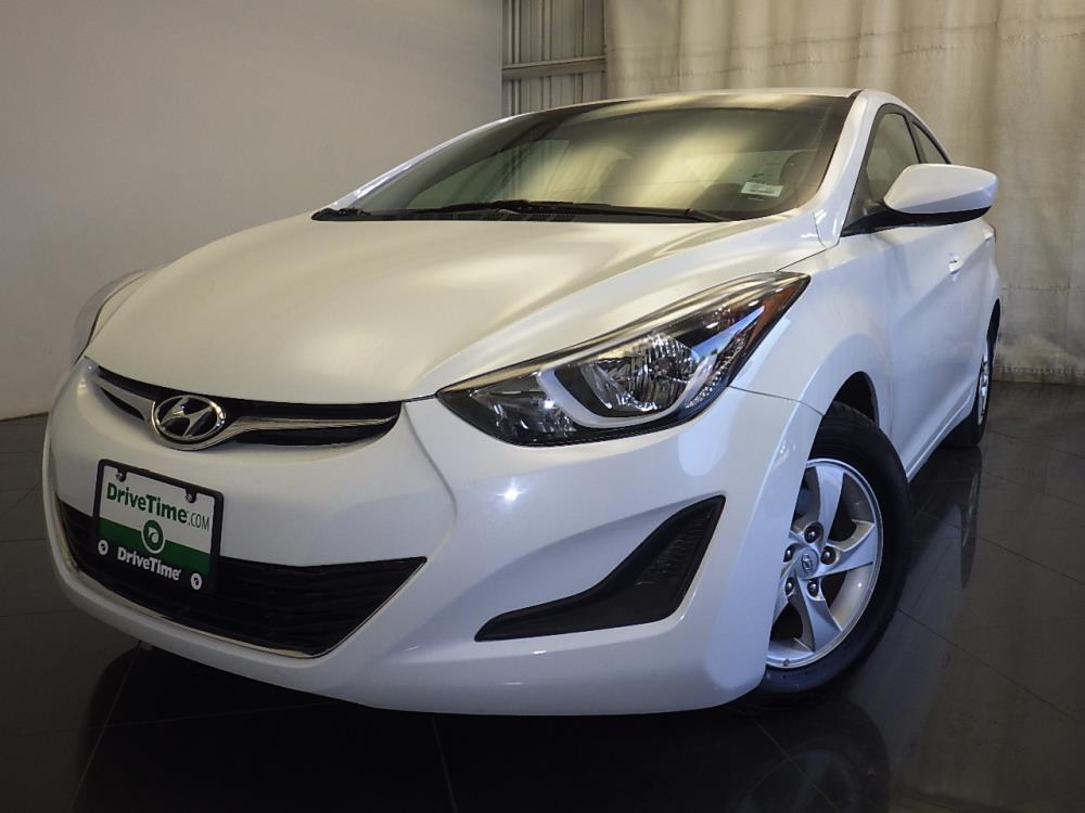 2015 Hyundai Elantra - 1150090701
