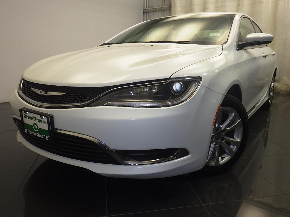 2015 Chrysler 200 - 1150090705