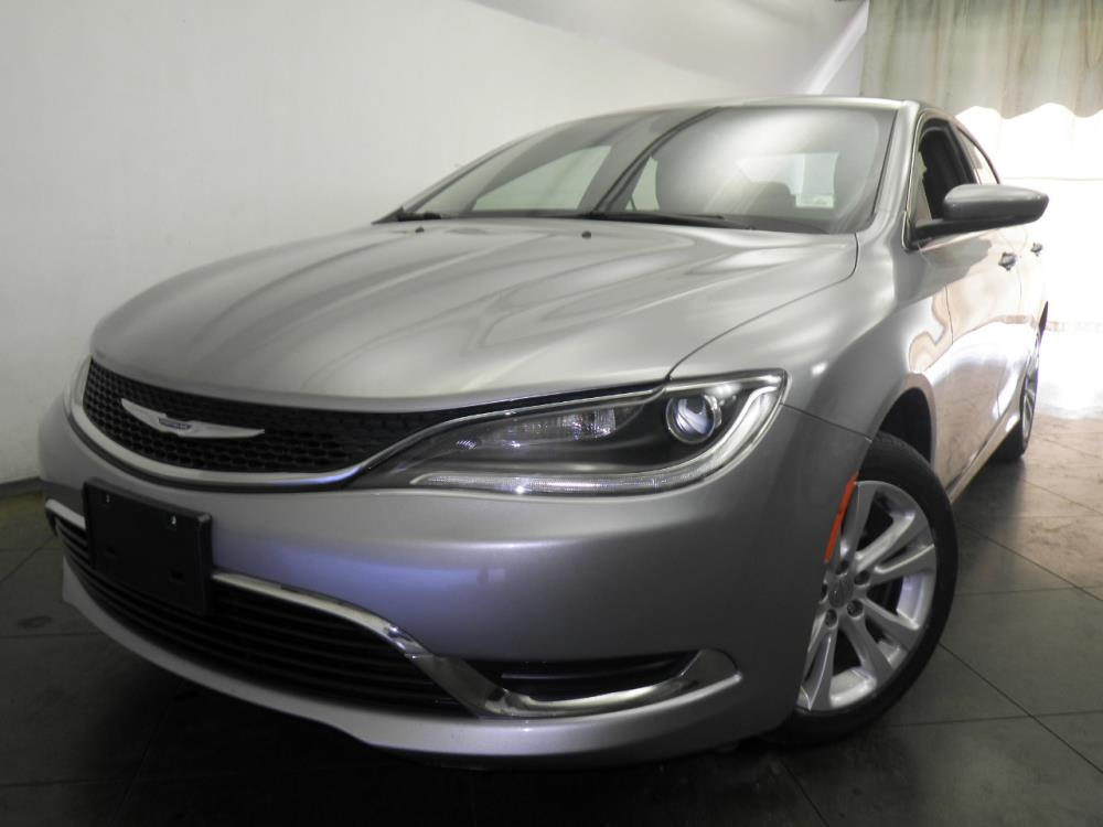 2015 Chrysler 200 - 1150090727