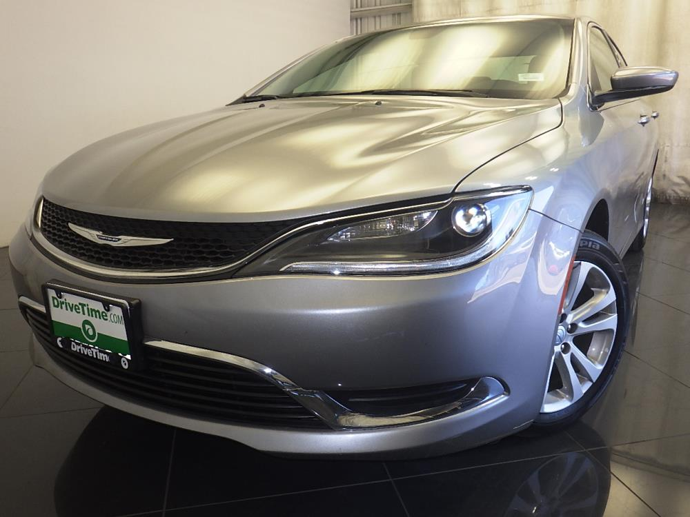 2015 Chrysler 200 - 1150090746