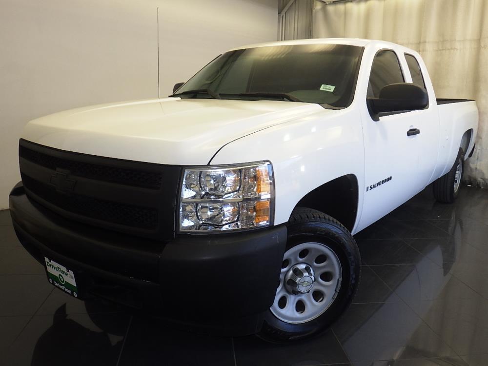 2007 Chevrolet Silverado 1500 - 1150090811
