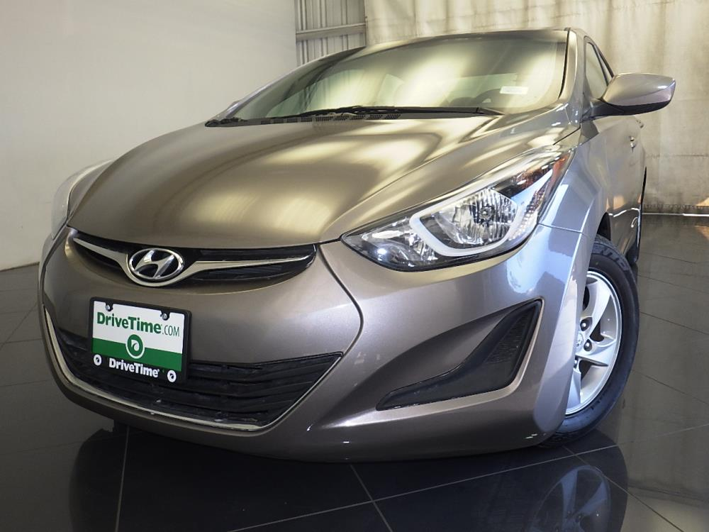 2015 Hyundai Elantra - 1150090837