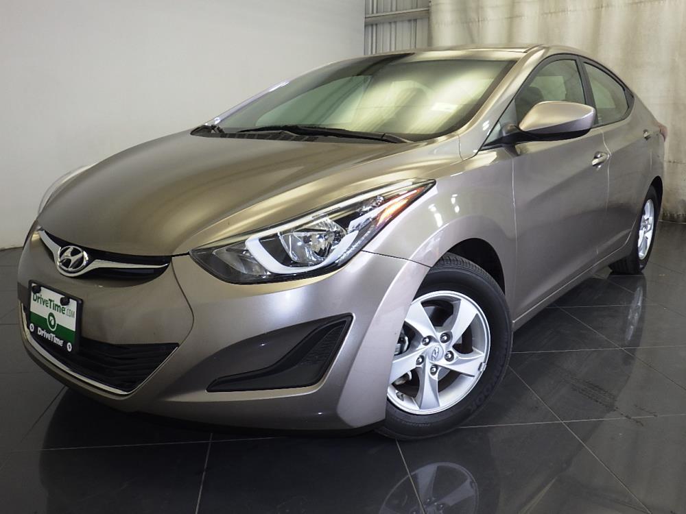 2015 Hyundai Elantra - 1150090841