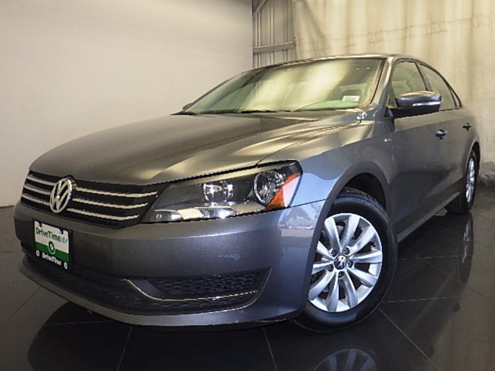 2015 Volkswagen Passat - 1150090955