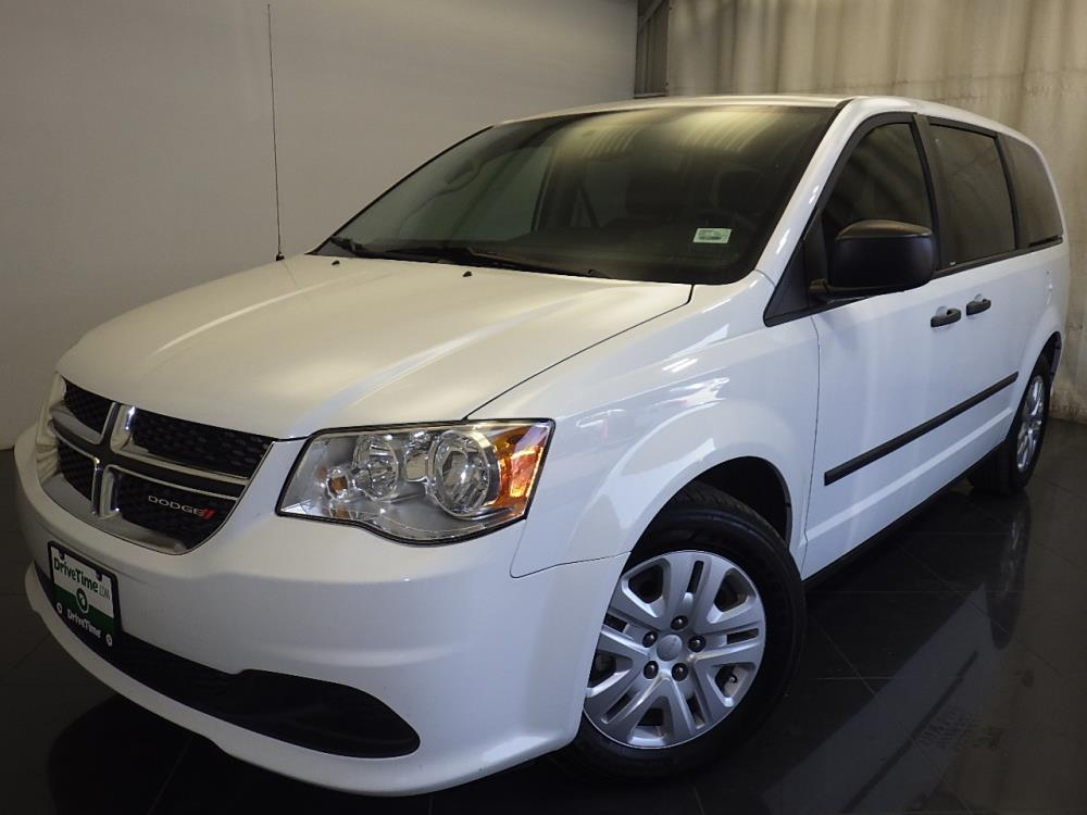 2014 Dodge Grand Caravan - 1150091232