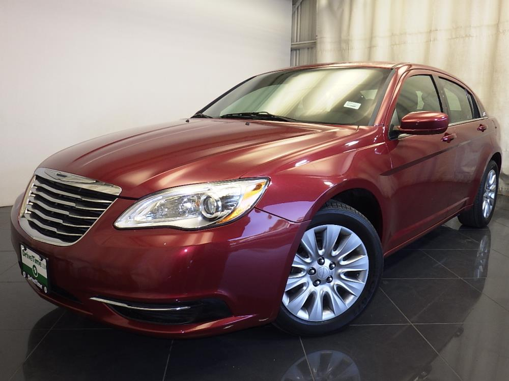 2014 Chrysler 200 - 1150091236