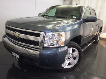 2008 Chevrolet Silverado 1500 - 1150091388
