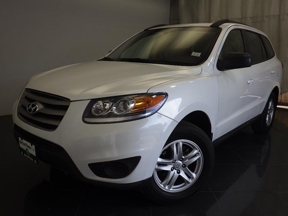 2012 Hyundai Santa Fe - 1150091406