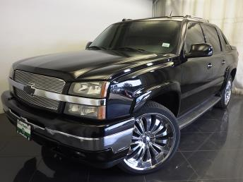 2005 Chevrolet Avalanche - 1150091425