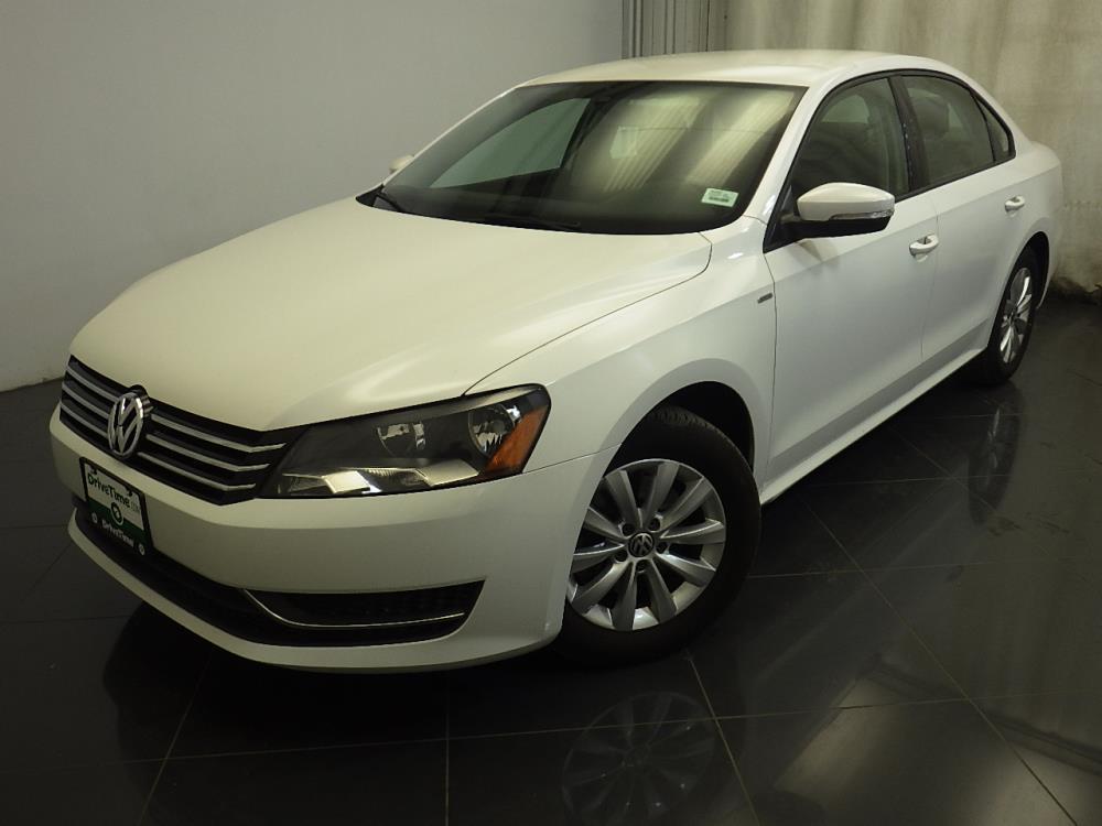 2015 Volkswagen Passat - 1150091934