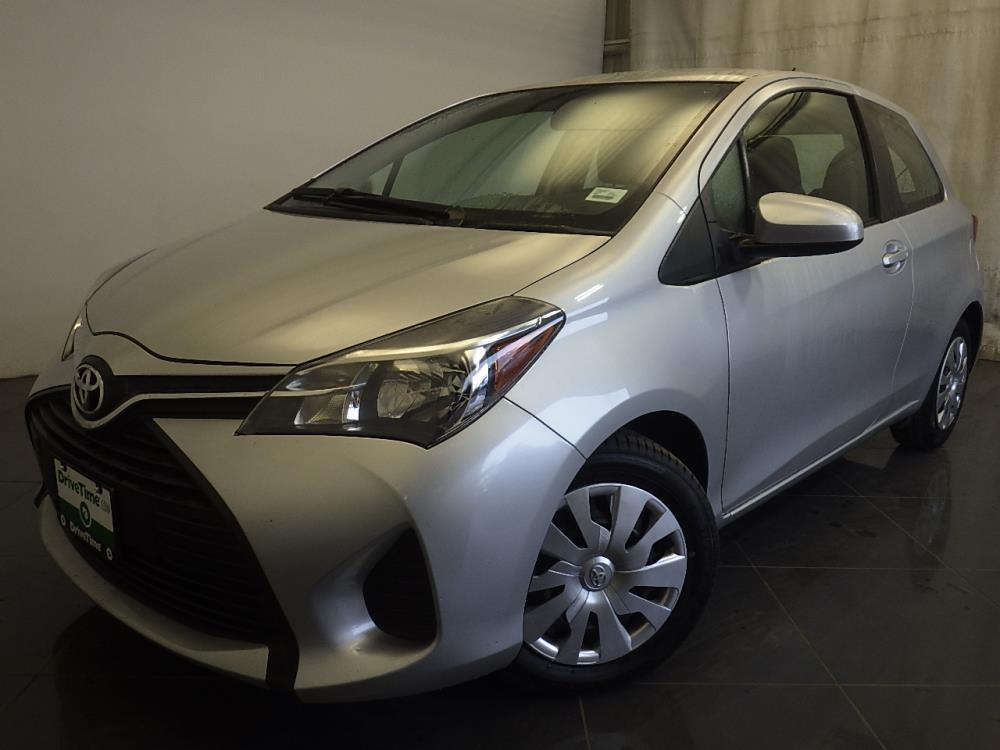 2015 Toyota Yaris - 1150092191