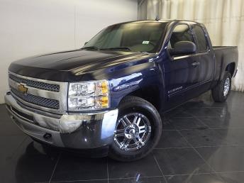 2012 Chevrolet Silverado 1500 - 1150092409