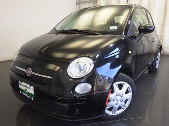 2013 FIAT 500 - 1150092805