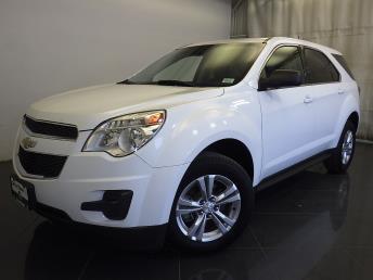 2013 Chevrolet Equinox - 1150092927
