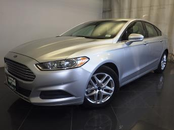 2013 Ford Fusion - 1150093070