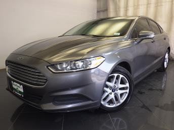 2014 Ford Fusion - 1150093120