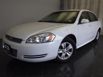 2012 Chevrolet Impala - 1150093925