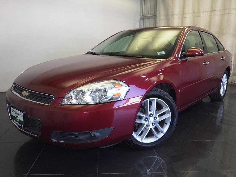 2008 Chevrolet Impala - 1150094041