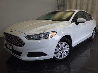 2014 Ford Fusion - 1150094183