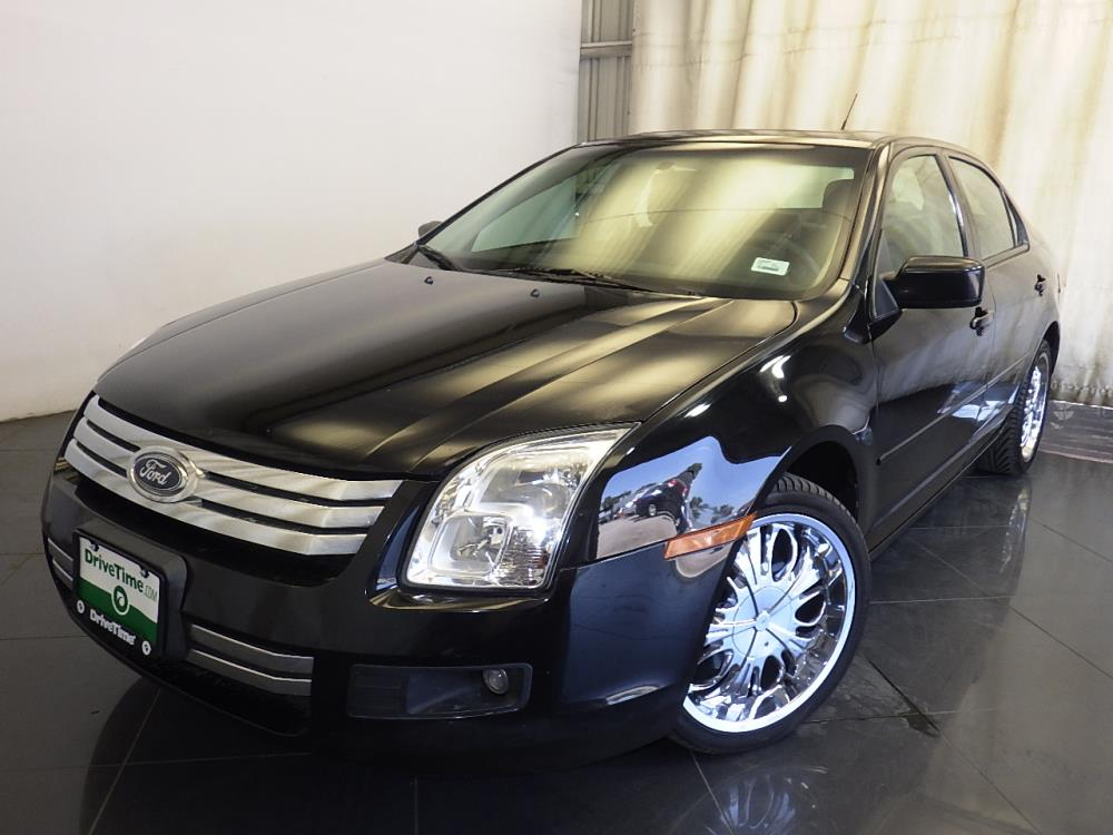 2007 Ford Fusion - 1150094237