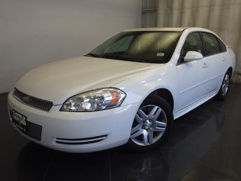 2012 Chevrolet Impala - 1150094594