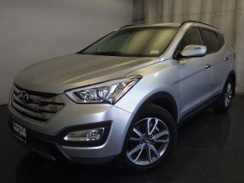 2014 Hyundai Santa Fe Sport 2.0T - 1150094798