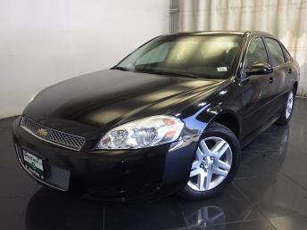 2012 Chevrolet Impala - 1150094971