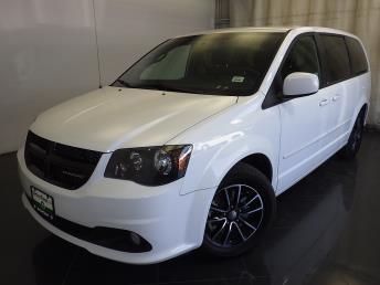 2014 Dodge Grand Caravan - 1150095068