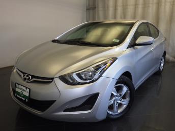 2014 Hyundai Elantra - 1150095078