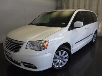 2013 Chrysler Town and Country - 1150095150
